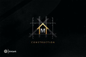 House Concept - M Logo