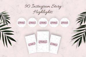 Instagram Story Highlights