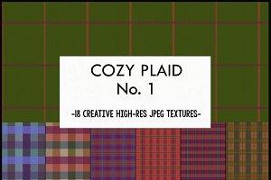 Cozy Plaid:  Warm Tiles
