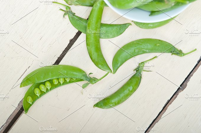 fresh green peas 003.jpg - Food & Drink