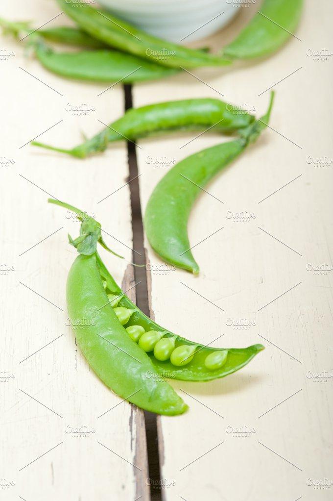 fresh green peas 015.jpg - Food & Drink