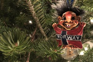 Norway Ornament