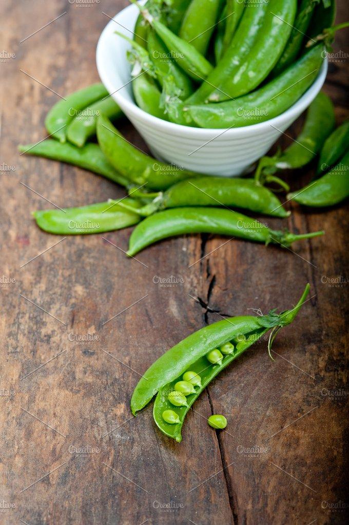 fresh green peas 061.jpg - Food & Drink