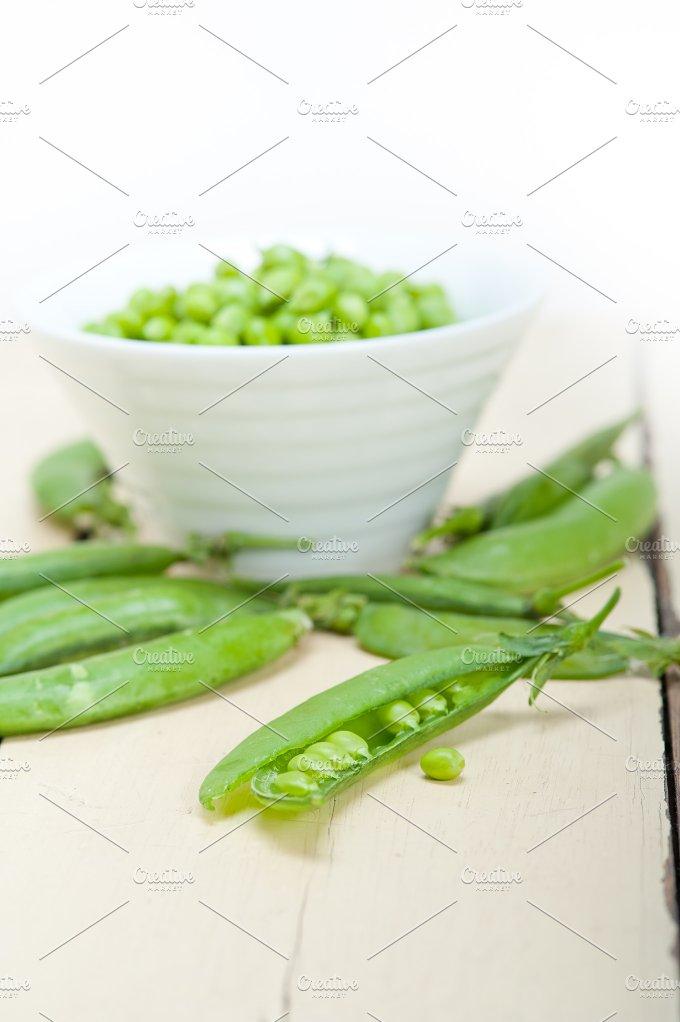 fresh green peas 088.jpg - Food & Drink