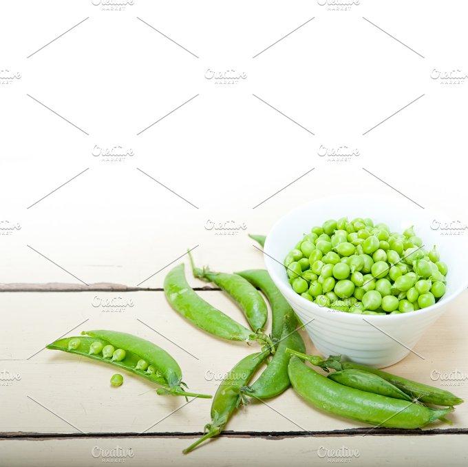 fresh green peas 094.jpg - Food & Drink