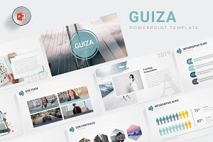 Guiza - Powerpoint Template