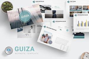Guiza  - Keynote Template