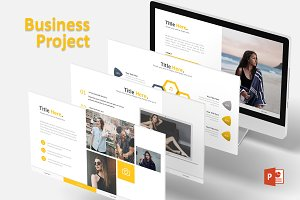 Business Pro - Powerpoint Template