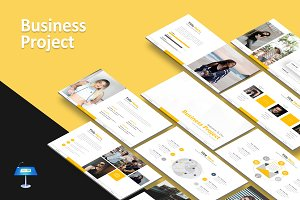 Business Pro - Keynote Template