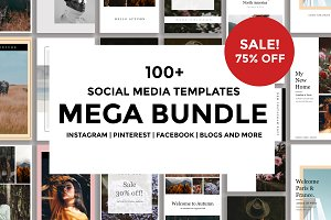 Social Media MEGA BUNDLE