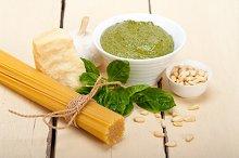 Italian classic basil pesto sauce ingredients 001.jpg