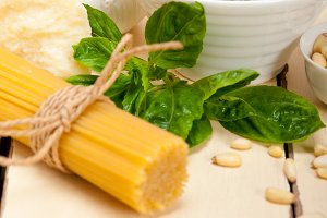 Italian classic basil pesto sauce ingredients 004.jpg