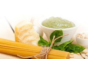 Italian classic basil pesto sauce ingredients 010.jpg
