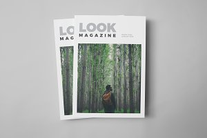 LOOK Travel Vlog Magazine/LookBook