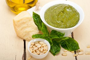 Italian classic basil pesto sauce ingredients 036.jpg