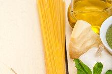 Italian organic basil pesto sauce ingredients 009.jpg