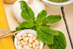 Italian organic basil pesto sauce ingredients 013.jpg