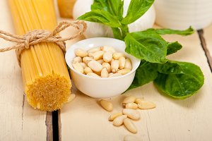 Italian organic basil pesto sauce ingredients 014.jpg