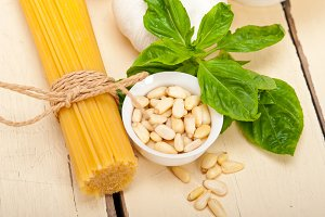Italian organic basil pesto sauce ingredients 015.jpg