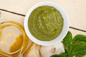 Italian organic basil pesto sauce ingredients 018.jpg