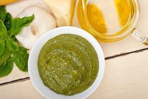 Italian organic basil pesto sauce ingredients 019.jpg