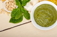Italian organic basil pesto sauce ingredients 020.jpg