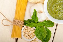 Italian organic basil pesto sauce ingredients 021.jpg
