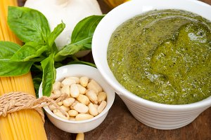 Italian organic basil pesto sauce ingredients 031.jpg