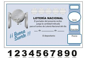 Loteria Nacional - National Lottery