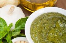 Italian organic basil pesto sauce ingredients 032.jpg