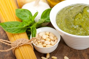 Italian organic basil pesto sauce ingredients 035.jpg