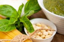 Italian organic basil pesto sauce ingredients 045.jpg
