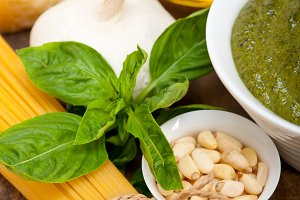 Italian organic basil pesto sauce ingredients 048.jpg