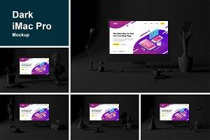 Dark iMac Pro