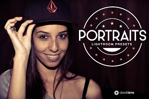 Portrait Lightroom Presets MegaPack