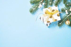 Christmas Present box with