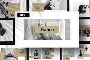 Franco - Keynote Template