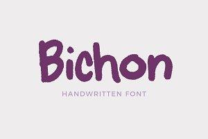 Bichon | Handwritten Font