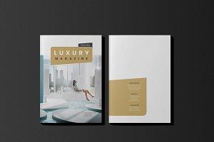 Luxury Lifestyle Magazine/LookBook