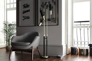 IKE Floorlamp