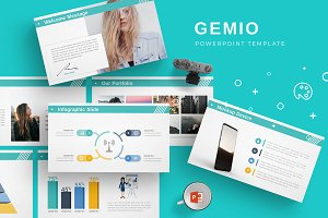 Gemio - Powerpoint Template