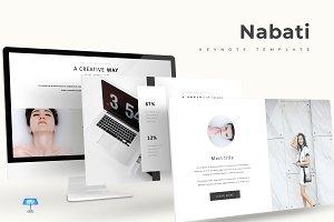 Nabati - Keynote Template