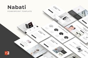 Nabati - Powerpoint Template