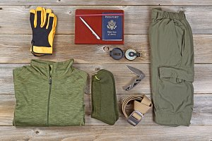 Clothing for Hiking