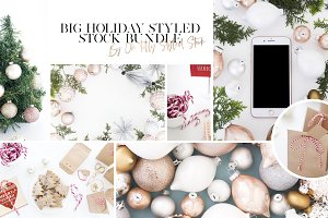 Massive Christmas Photo Bundle