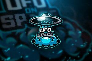 Ufo - Mascot & Esport Logo