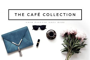 The Café Collection Image Bundle