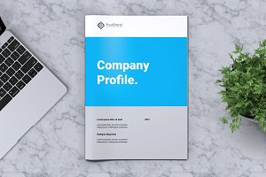 YOURBRAND - Company Profile Brochure