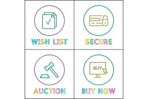 Online auction and security