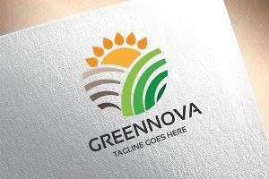 Greennova Logo